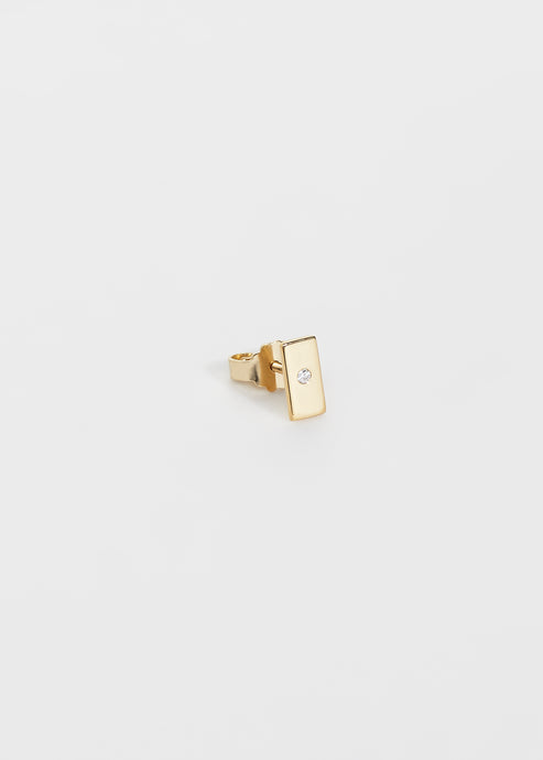 Stud Diamond - Trine Tuxen Jewelry