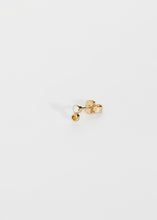 Load image into Gallery viewer, Stud · Opal · Yellow Topaz - Trine Tuxen Jewelry