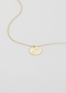 Zodiac Necklaces - Trine Tuxen Jewelry