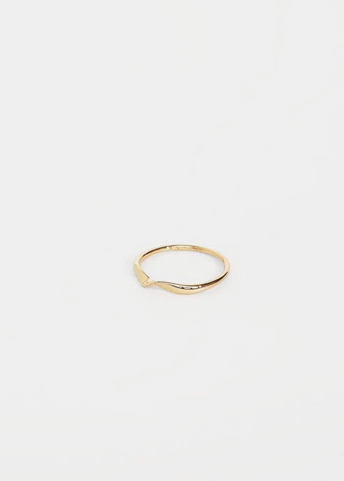 Wave Ring I - Trine Tuxen Jewelry