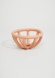 Fruit Bowl · Prong · Terracotta - Trine Tuxen Jewelry