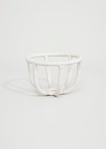 Fruit Bowl · Moth · Speckled White - Trine Tuxen Jewelry