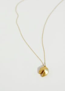 Fortune Cookie Necklace - Trine Tuxen Jewelry
