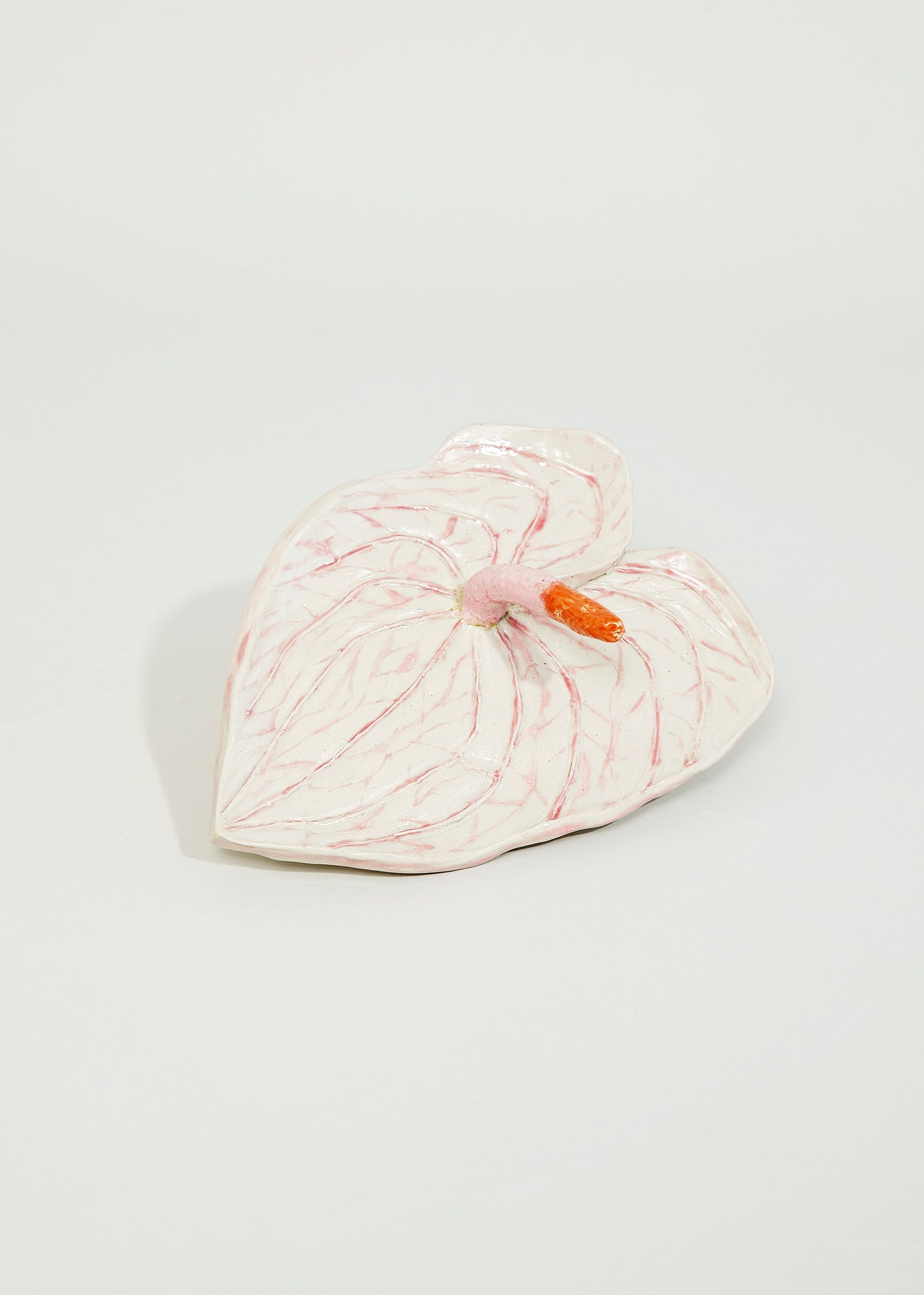 Anthurium Ceramic - Trine Tuxen Jewelry