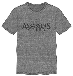 AC Assassin's Creed Symbol Logo Men's T-Shirt