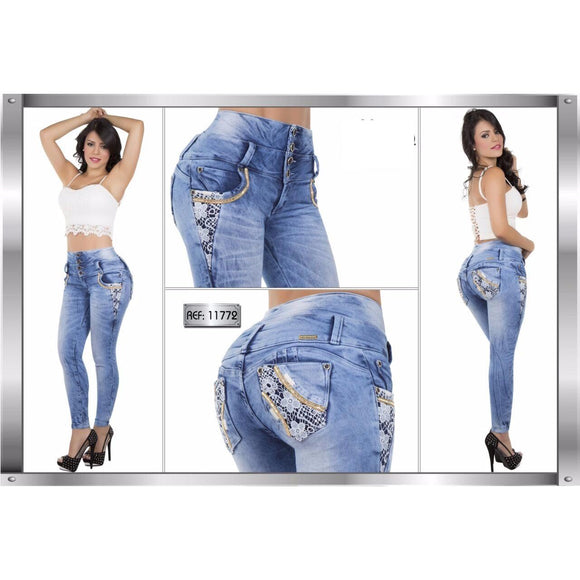 Jeans Five 11772