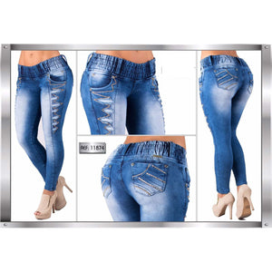 Jeans Five 11874