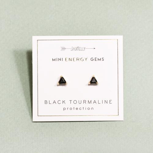 Mini Energy Gem Earrings