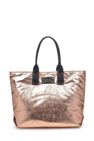 It Girl Tote - Rose Gold