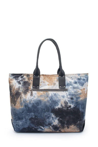 It Girl Tote - Tie Dye