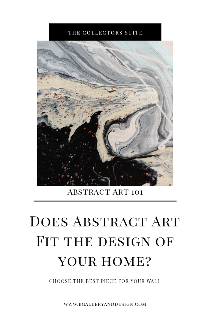 Will Abstract Art Fit the Design of Your Home?