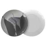 Black Leaves Plate