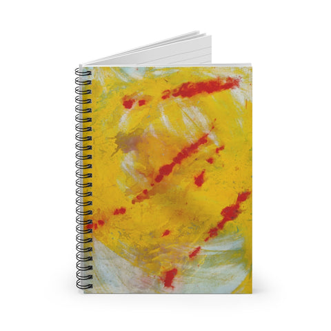 Primary Spiral Notebook - Ruled Line