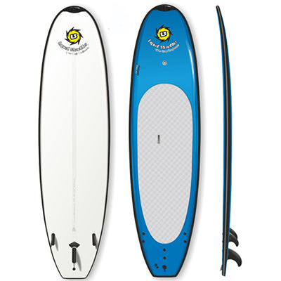 "Liquid Shredder Peru Pro 10' 6"" Standard SUP - 9 Color Choices"