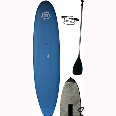 Liquid Shredder 11' FSE-LX Foamie Soft SUP Package