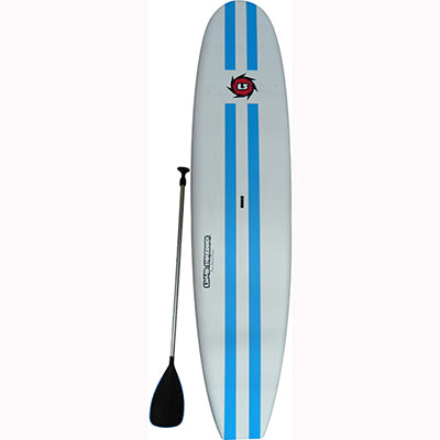Liquid Shredder 11' FSE Foamie Soft SUP & Paddle