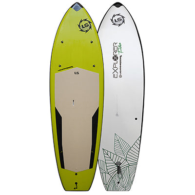 Liquid Shredder Peru Pro 11' Fishing SUP