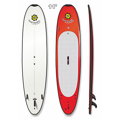 Liquid Shredder Peru Pro 11' Performer SUP - 8 Color Choices