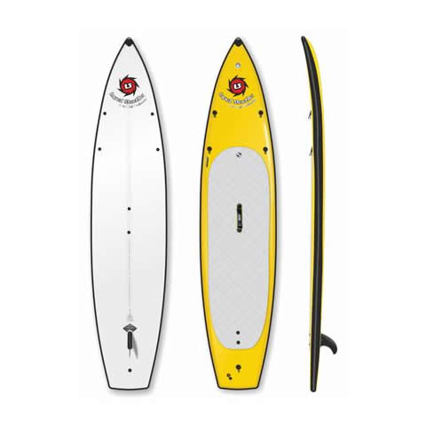 Liquid Shredder Peru Pro 12' Lake SUP - 9 Color Choices
