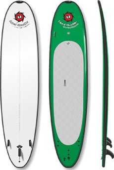 Liquid Shredder Peru Pro 12' MacDaddy SUP - 9 Color Choices