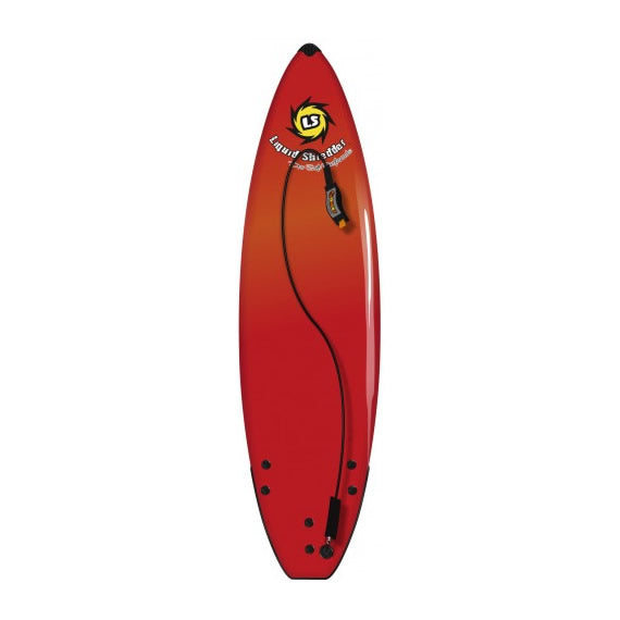 "Liquid Shredder 5' 8"" Element Soft Surfboard - 6 Color Choices"