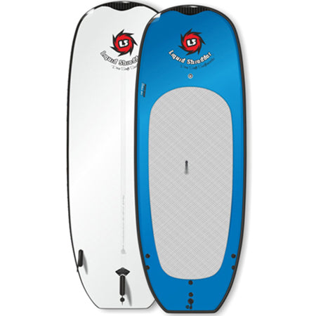 "Liquid Shredder Peru Pro 7' 5"" Door SUP - 3 Color Choices"