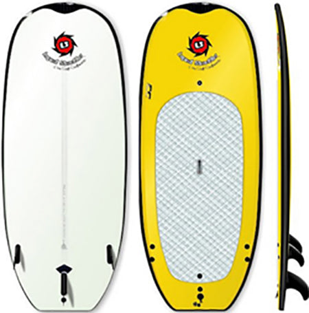 "Liquid Shredder Peru Pro 8' 2"" Door SUP - 2 Color Choices"