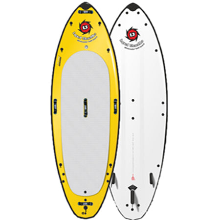 Liquid Shredder Peru Pro 9' Whitewater River SUP - 6 Color Choices