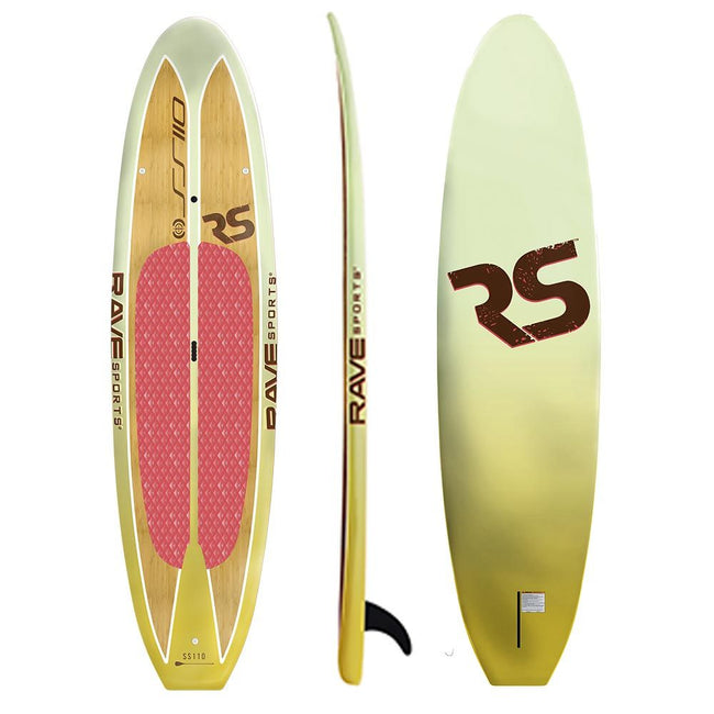 "Rave Sports 10' 9"" Sea Coral Shoreline SUP"