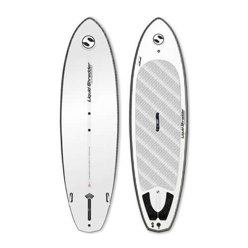 Liquid Shredder Suntech 9' Soft Hybrid SUP - Two Color Choices