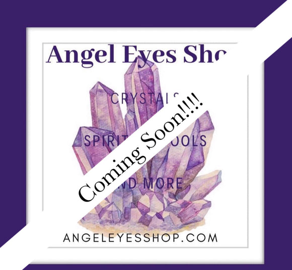 Crystal themed Apparel by Angel Eyes Shop