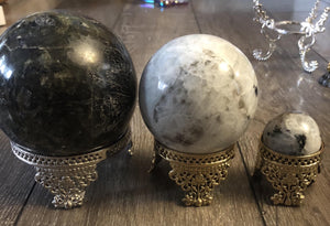 Royal sphere stands - Angel Eyes Shop