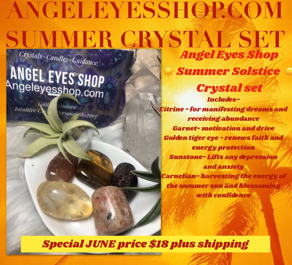☀️Angel Eyes Summer Solstice Set ☀️ - Angel Eyes Shop