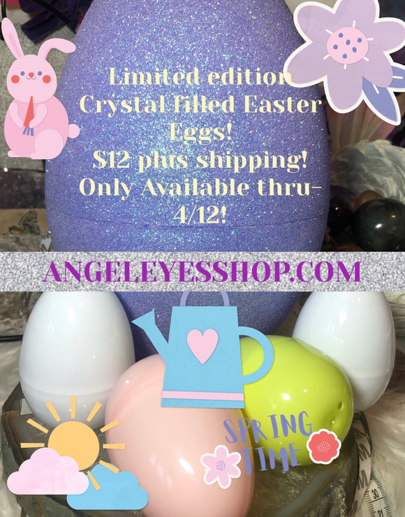 Mystery Easter Eggs - Angel Eyes Shop