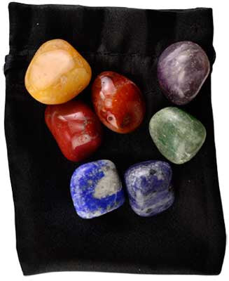 Chakra Crystal Set - Angel Eye Spiritual Shop