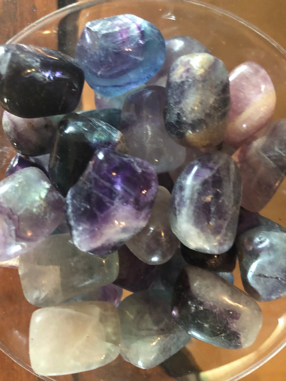 Fluorite - Angel Eye Spiritual Shop