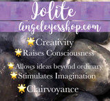 Iolite - Angel Eyes Shop