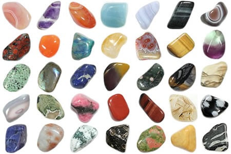 Crystal Mystery tumble Offer (Small ) - Angel Eye Spiritual Shop
