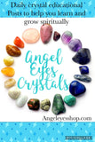 Crystal Tumble Mystery Offer Large - Angel Eyes Shop