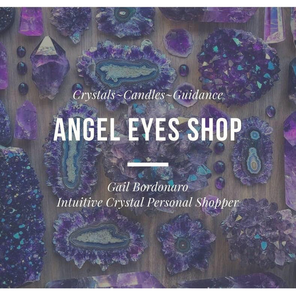Beginner Crystal Set ~ Intuitively chosen - Angel Eyes Shop