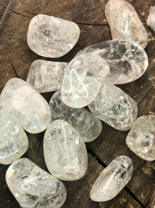 Fire and Ice tumbles - Angel Eye Spiritual Shop