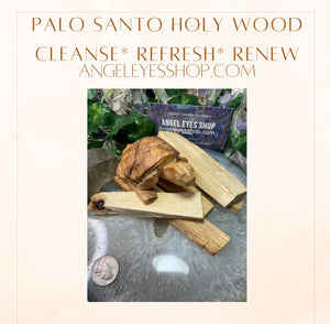 Palo Santo - Angel Eye Spiritual Shop