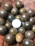 Bronzite pocket spheres - Angel Eyes Shop