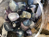 Fluorite Tumble - Angel Eyes Shop
