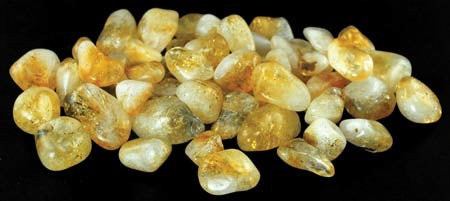 Citrine Tumble - Angel Eye Spiritual Shop