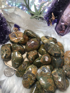 Rhyolite Tumble - Angel Eyes Shop