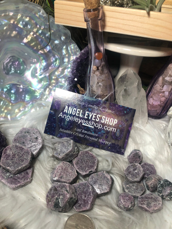 Ruby Record Keeper - Angel Eye Spiritual Shop