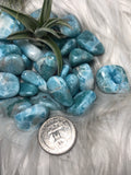 Larimar tumbled - Angel Eyes Shop