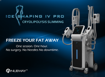 Nubway Ice Shaping IV Pro Kryolipolyse Maschine * BEAUTY * PRO - Thor's Hammer Shop