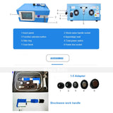 7 bar Shockwave Therapy Machine, CE approved * BEAUTY - Thor's Hammer Shop